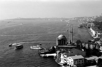 Sabine Alex, Ortaköy Moschee Istanbul (Türkei, Europa)