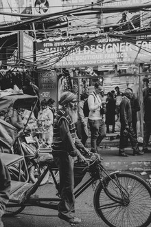 David Wurth, Market Transportation (Indien, Asien)