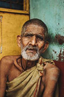 David Wurth, Alter hinduistischer Priester (Indien, Asien)