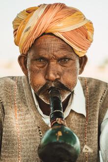David Wurth, indische Flötenklänge (Indien, Asien)