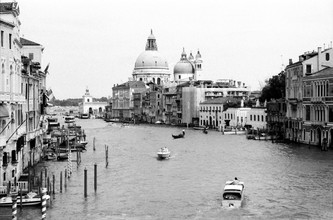 Sabine Alex, Venedig Canale Grande (Italien, Europa)