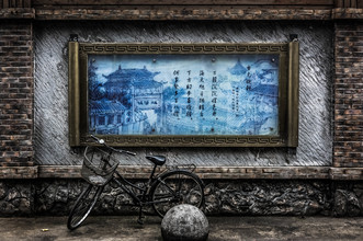 Rob Smith, Picture on the Wall (China, Asien)