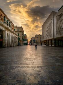 Iman Azizi, Valletta Malta (Malta, Europa)