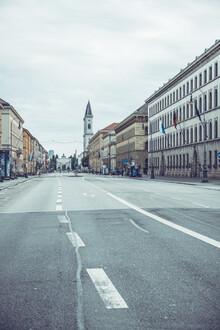 Franz Sussbauer, Ludwig street Munich (Germany, Europe)