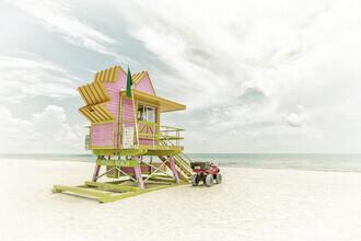 Melanie Viola, Vintage MIAMI BEACH Florida Flair (Vereinigte Staaten, Nordamerika)