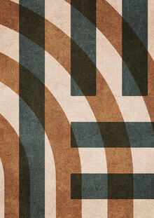 Daniel Coulmann, ABSTRACT ALPHABET Decorative H (Germany, Europe)
