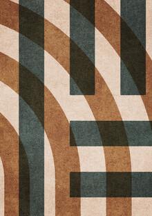 Daniel Coulmann, ABSTRACT ALPHABET Decorative H (Deutschland, Europa)