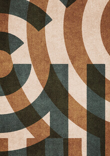 Daniel Coulmann, ABSTRACT ALPHABET Decorative G (Germany, Europe)