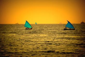 Jml Laufs, Fischerboote (India, Asia)