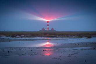 Martin Wasilewski, Lighthouse in the mirror (Germany, Europe)