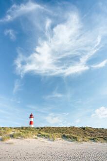Jan Becke, Lighthouse List Ost on Sylt (Germany, Europe)