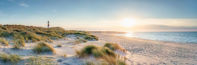 Jan Becke, Dune beach on the island Sylt (Germany, Europe)