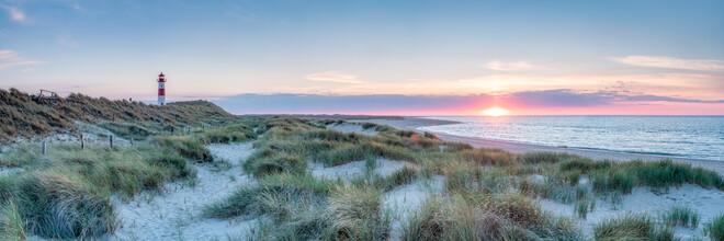 Jan Becke, An der Nordseeküste auf Sylt (Deutschland, Europa)