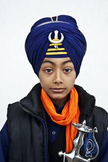 Jagdev Singh, Grace (Indien, Asien)