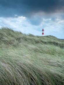 Jan Becke, Leuchtturm List Ost auf der Insel Sylt (Deutschland, Europa)
