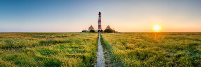 Jan Becke, Lighthouse Westerheversand (Germany, Europe)