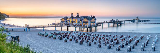 Jan Becke, Sellin pier on Rügen (Germany, Europe)