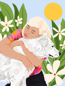 Uma Gokhale, All You Need Is Love And A Dog (Indien, Asien)