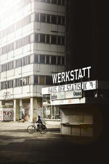 Tillmann Konrad, Werkstatt (Deutschland, Europa)