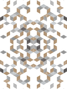 Sasha Lend, Symmetrical pattern (Russia, Europe)