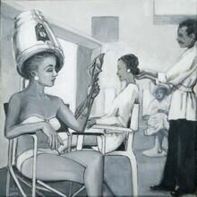 Sarah Morrissette, Beauty Salon (Austria, Europe)
