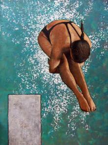 Sarah Morrissette, Diver from Above (Austria, Europe)
