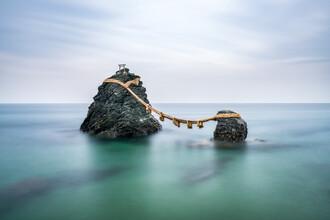 Jan Becke, Meoto Iwa rocks in Mie Prefecture (Japan, Asia)
