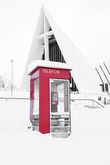 Tonio Bessa, Phone call in Tromso (Norway, Europe)