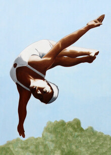 Sarah Morrissette, Diver Above the Treetops II (Austria, Europe)