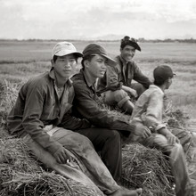 Silva Wischeropp, Young Ricefarmers - Nha Trang - Vietnam - Südost Asien (Vietnam, Asia)