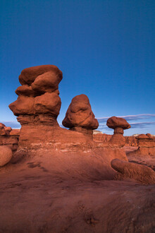 Christoph Schaarschmidt, goblin valley (United States, North America)