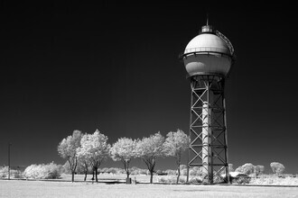 Oliver Buchmann, water tower (Germany, Europe)