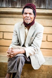 Christian Fischer, Farmer, Da Lat (Vietnam, Asien)