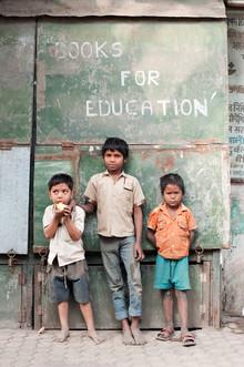 Alexander Fitterling, Books for Education (Indien, Asien)