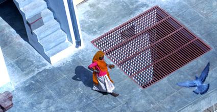 Gerhard Blücher, Rajasthan (Indien, Asien)