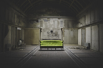 Lars Brauer, GREEN COUCH (Germany, Europe)