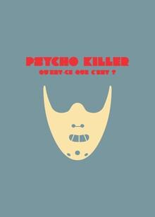 Rahma Projekt, Psycho Killer (Brazil, Latin America and Caribbean)