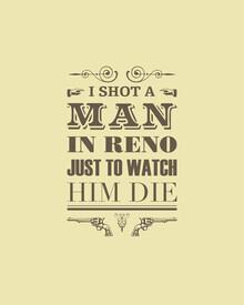 Rahma Projekt, I Shot a Man in Reno (Brazil, Latin America and Caribbean)