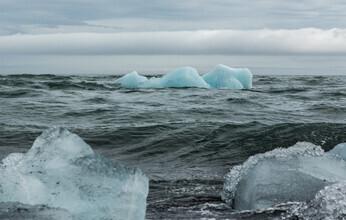 Lars Brauer, Floating Ice (Iceland, Europe)