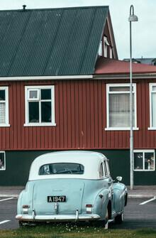 Lars Brauer, Streetlight (Iceland, Europe)