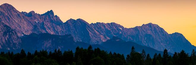 Martin Wasilewski, Sommerabend im Karwendel (Deutschland, Europa)