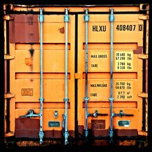 Florian Paulus, container love | orange (Germany, Europe)