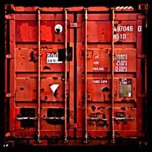 Florian Paulus, container love | rot (Deutschland, Europa)
