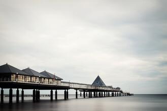 Manuela Deigert, The pier in Heringsdorf (Germany, Europe)