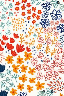 Uma Gokhale, My Soul Made Meadow Flowers (Indien, Asien)