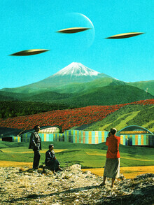 Tau Dal Poi, Alien Invasion (Norway, Europe)