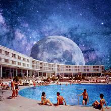 Tau Dal Poi, Cosmic Pool Party (Norwegen, Europa)