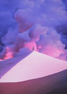 Tau Dal Poi, Purple Desert (Norwegen, Europa)