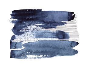 The Artcircle, Abstraktober Aus der Reihe von Alina Buffiere (Frankreich, Europa)