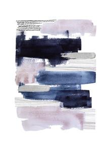 The Artcircle, Abstraktober Zusammenhalt von Alina Buffiere (Frankreich, Europa)